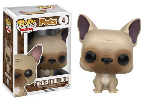 Фигурка Funko POP! Vinyl: Pets: French Bulldog 11055