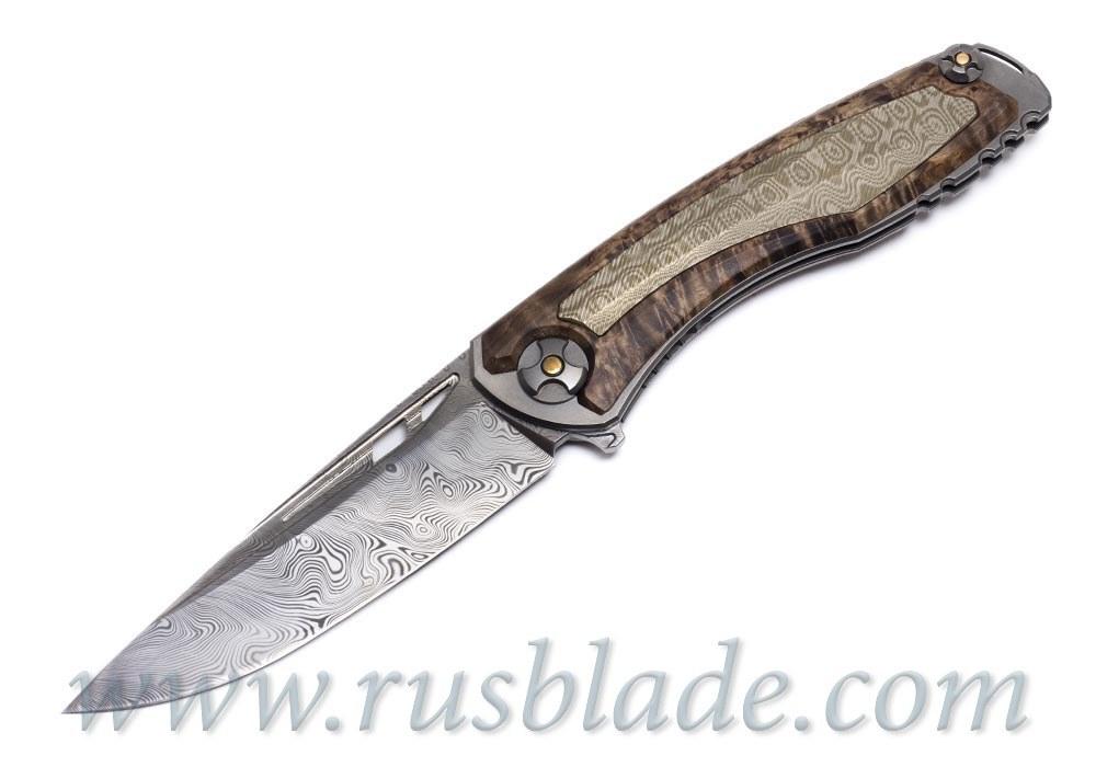 Svarn II knife by CultroTech Knives 3 of 3 Prototype - фотография