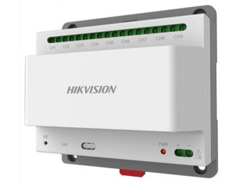 Блок аудио/видео согласования Hikvision DS-KAD709