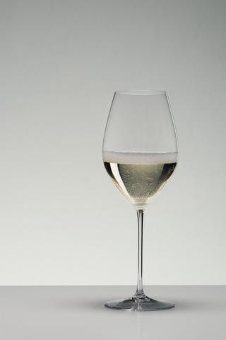 Набор из 2-х бокалов для  шампанского Champagne Wine Glass 445 мл, артикул 6449/28. Серия Riedel Veritas
