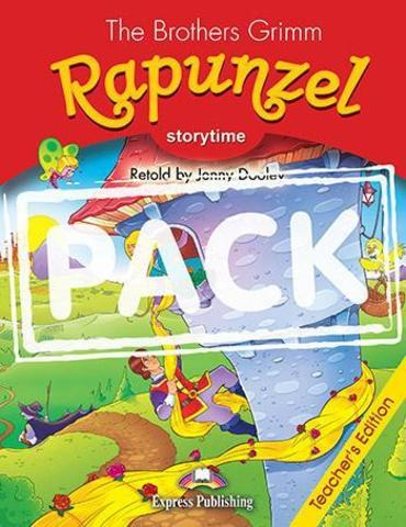 Rapunzel. Книга для учителя