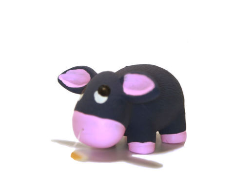 Homepet игрушка для собак Ослик латекс 10,5см