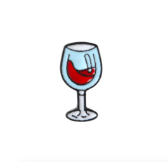 Пин «Бокал вина»