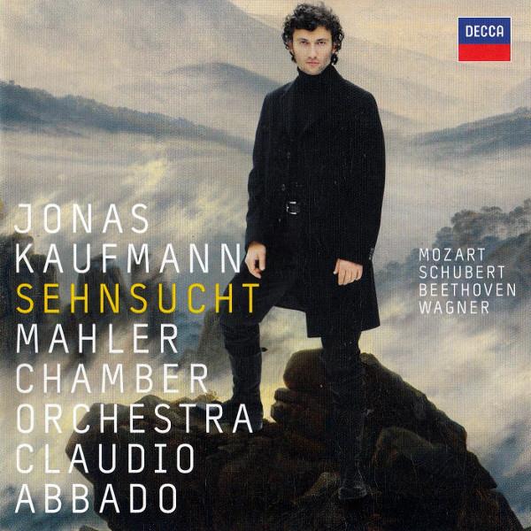 KAUFMANN, JONAS:  Mahler Chamber Orchestra, Claudio Abbado – Sehnsucht