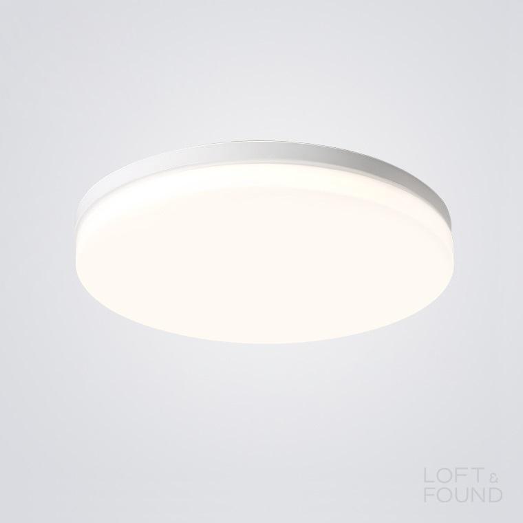 Потолочный светильник Disc Half