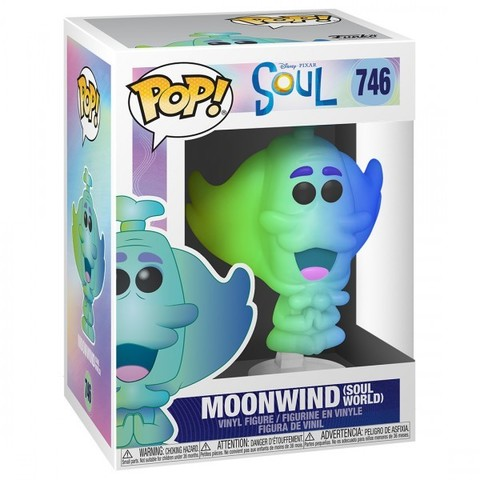 Soul. Moonwind Funko POP! Vinyl Figure || Лунветр