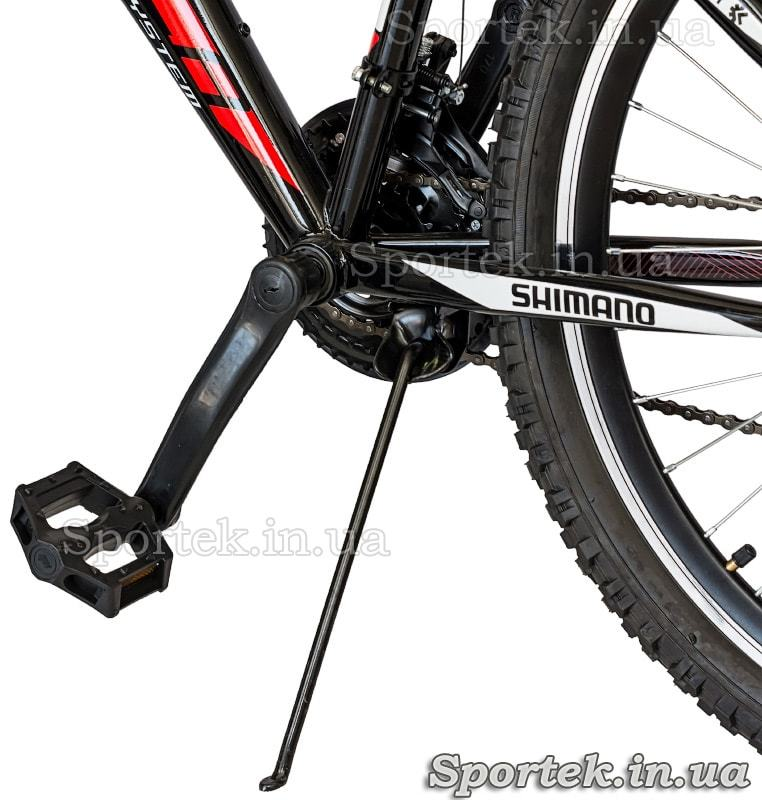 Педаль і підніжка велосипеда Formula Nevada (Формула Невада)