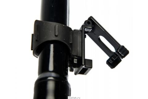 Трубка САРГАН Бетта черный силикон для снорклинга – 88003332291 изображение 5