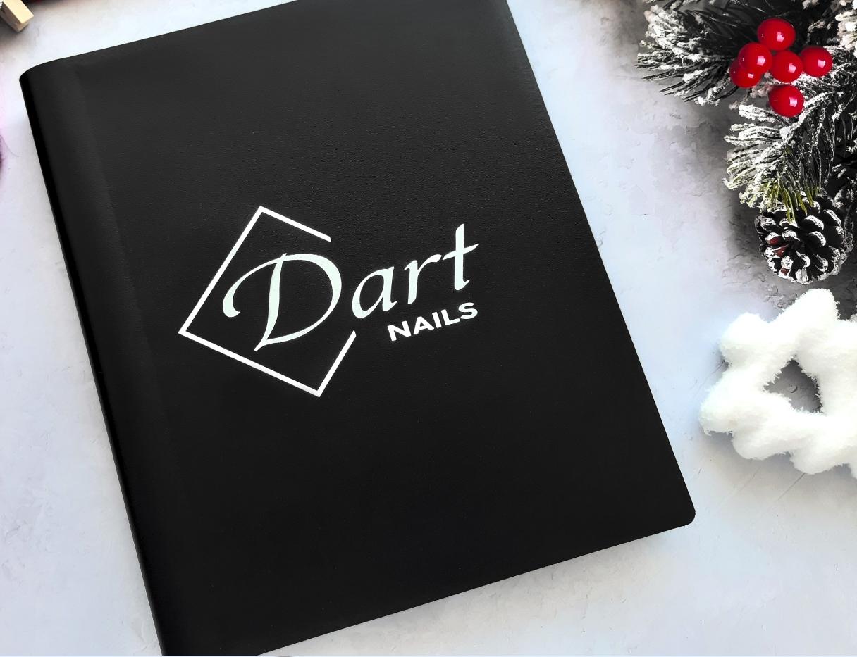 Альбом для слайдер-дизайна от Dart nails  на 160 карманов