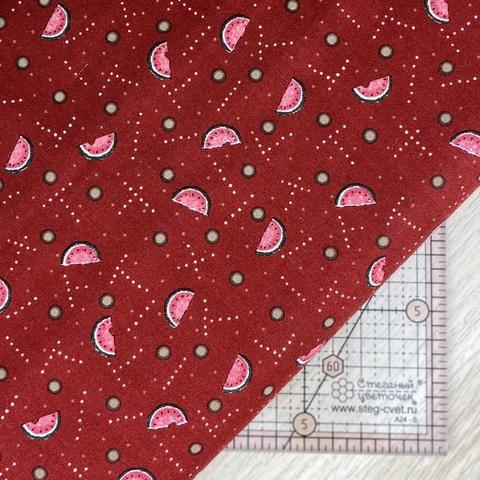 Ткань для пэчворка, хлопок 100% (арт. X0643)