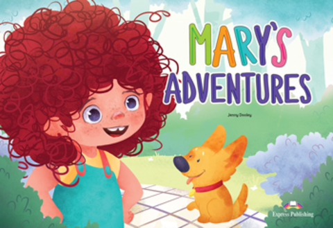 Mary's Adventure - Big Story Book