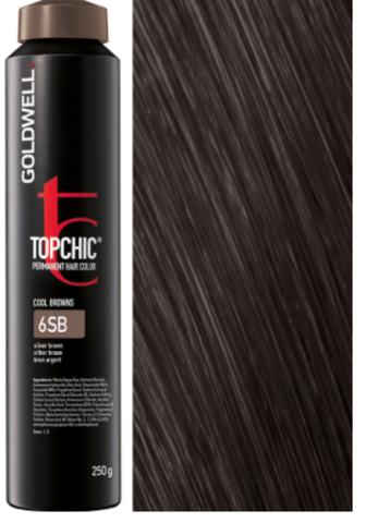 Goldwell Topchic 6SB серебристо-коричневый TC 250ml