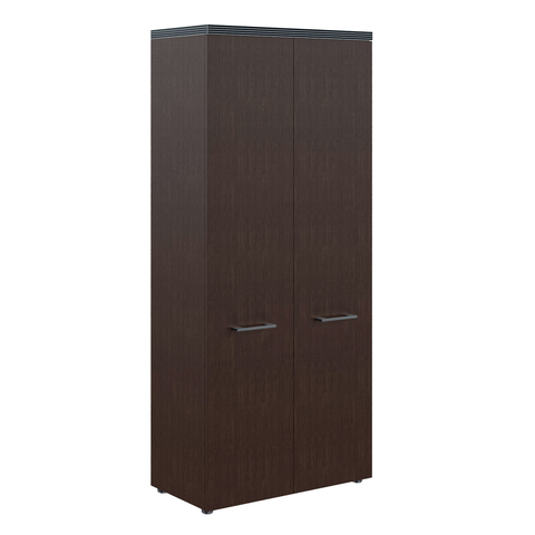 THC 85.1 Шкаф с глухими дверьми и топом (850х430х1930)