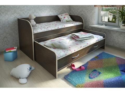 Двухъярусная кровать