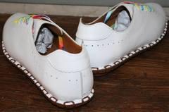 Мокасины женские спортивные Evromoda 19604 White