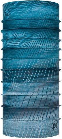 Бандана-труба летняя Buff CoolNet Keren Stone Blue фото 1