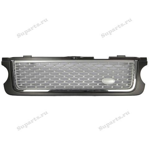 Решетка радиатора Range Rover 2010-2012 серая