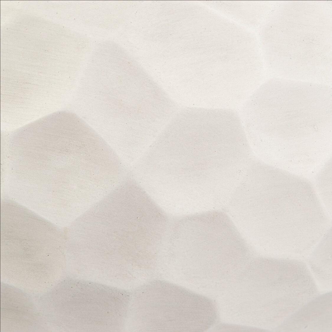 Настольный горшок для цветов Idealist Lite Мозаик D29 H15 текстура