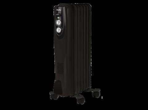 Масляный радиатор Ballu BOH/CL-07BRN black