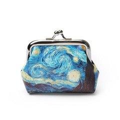 Pul qabı \ Кошелек \ Handbags Van Gogh Starry Night