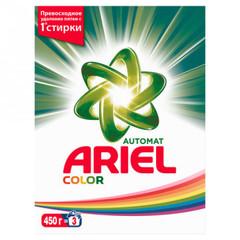 Порошок стиральный автомат Ariel Color 450 г