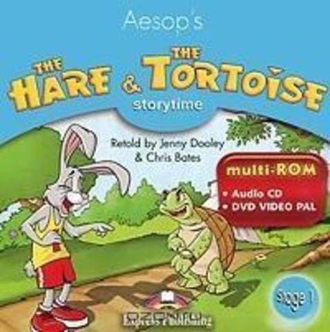 The Hare & the Tortoise. Multi-rom