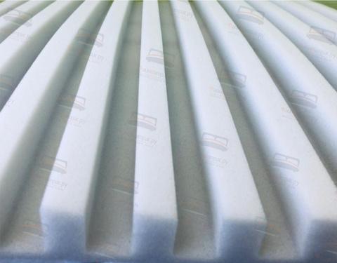Shape foam (Плотность 18 кг/м.куб.; Жесткость 25 кПа)