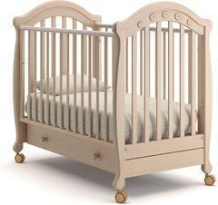 Кровать детская Джозеппе выбеленный бук