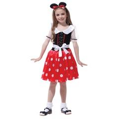 Платье Минни Маус + ушки в подарок