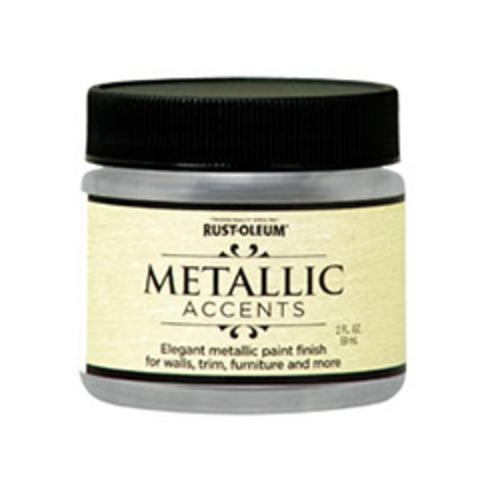 Metallic Accents акриловая краска с эффектом насыщенного металлика