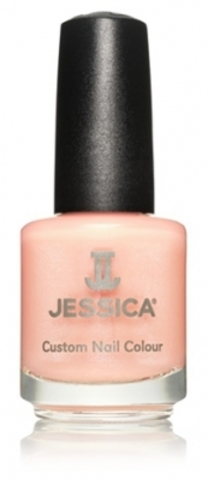 Лак JESSICA 650 Flight of Fancy – Coral Pink