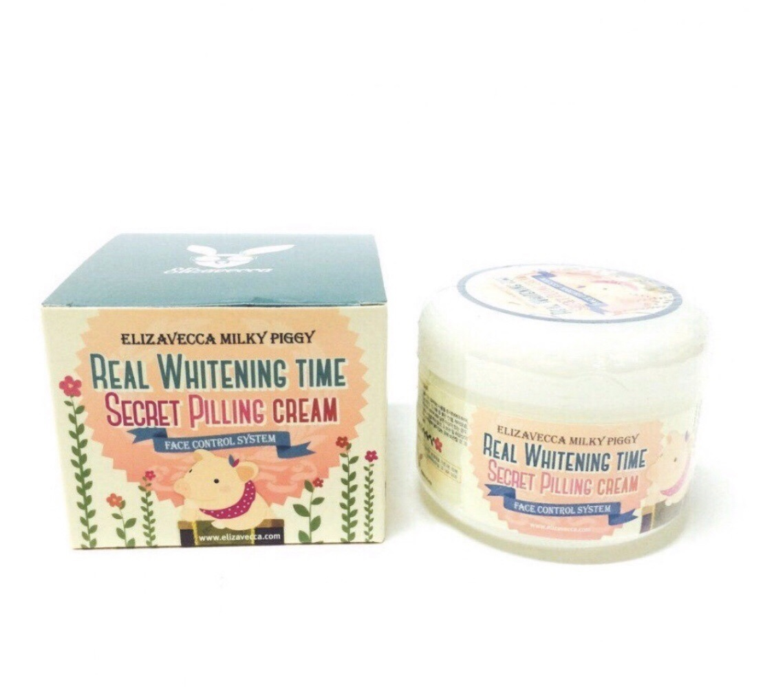 ELIZAVECCA Elizavecca Real Whitening Time Secret Pilling Cream IMG_8210.PNG