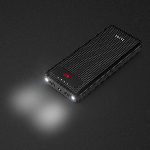Power Bank Hoco B20A-20000 mig lcd power bank