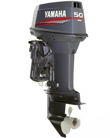 Лодочный мотор Yamaha 50 HETOL