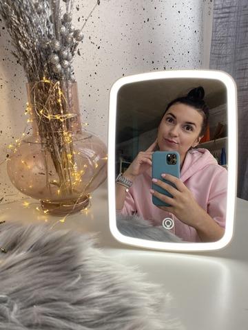 Зеркало для макияжа Xiaomi Jordan Judy LED Makeup Mirror