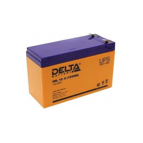 Аккумулятор для эхолота DELTA DTM 1209, 12В, 8.5Ah