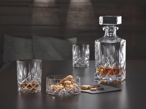Набор из 4-х бокалов Whisky 295 мл артикул 89207. Серия Noblesse