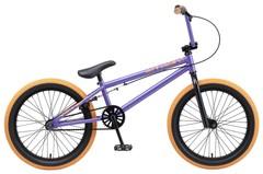 Велосипед BMX TechTeam Mack (2020) Фиолетовый
