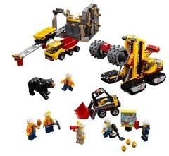 Сити 10876 Площадка для горнодобывающих работ 919 дет Конструктор