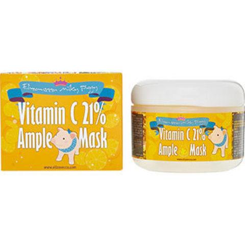 Elizavecca Маска для лица ВИТАМИН С VitaminC 21% Ample Mask, 100 гр