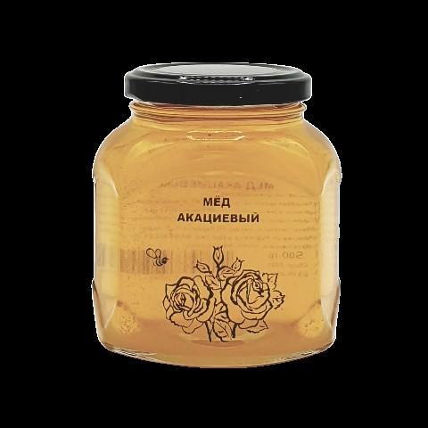 Мёд натуральный АКАЦИЕВЫЙ, 500 гр