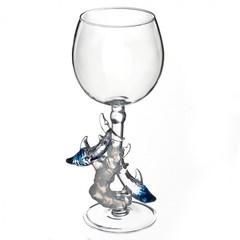 Бокал для вина «Акулы», 300 мл, фото 1