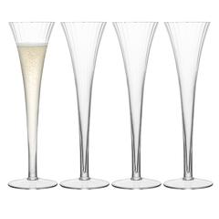 Набор из 4 бокалов для шампанского Aurelia, 200 мл, фото 1