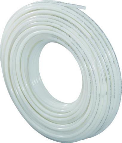 Труба Uponor AQUA PIPE PN10 20X2,8 белая, бухта 50М, 1001201