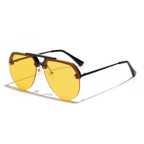 Солнцезащитные очки 181205002s Желтый - фото