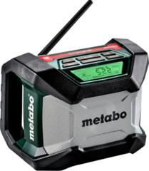 Аккумуляторный строительный радиоприемник Metabo R 12-18 BT