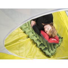 Надувной коврик Klymit Static V2 pad Green, зеленый - 2