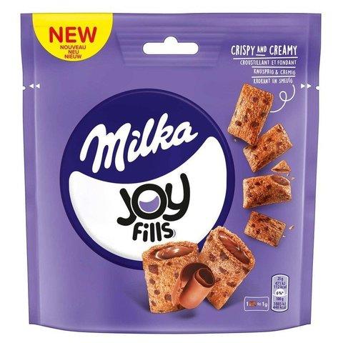 Joyfills Milka Biscuits Soft печенье Милка джойфилс 90 гр