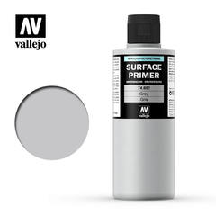 Surface primer 601-200ml. Grey