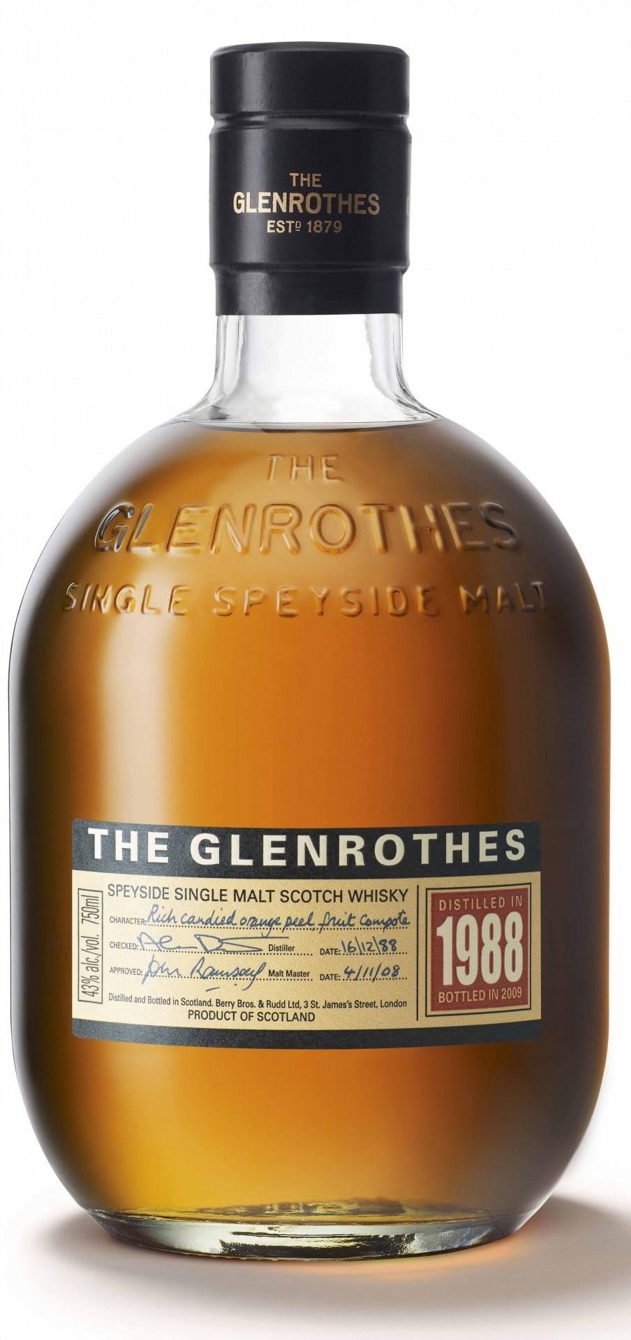 Виски Гленротс 1998 0,7л